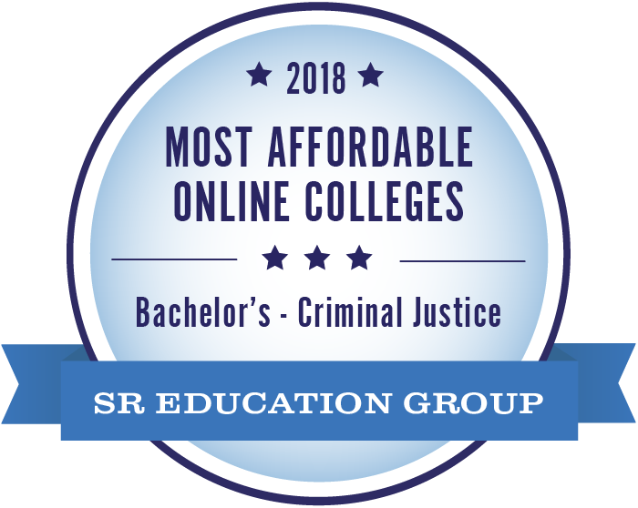 seal icon - 2018 Most Affordable Online Colleges for Criminal Justice